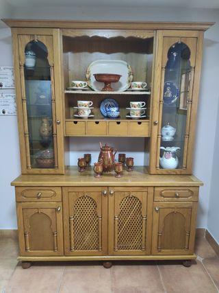 Conjunto de muebles para salón o cocina