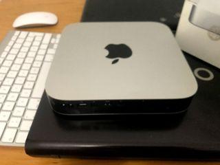 Apple Mac mini 16GB con disco duro SSD
