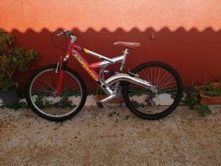 bicicleta jumpertreck