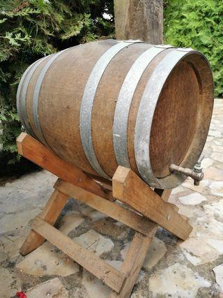 Tonel de vino