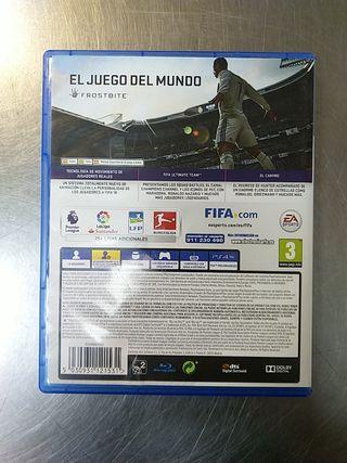FIFA 18, PS4