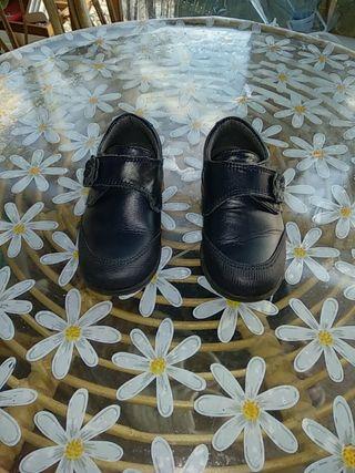 Zapatos colegiales Pablosky talla 25