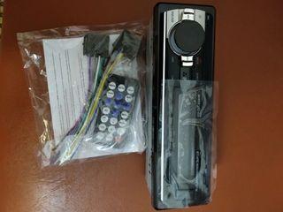 radio para coche bluetooth USB manos libres mando