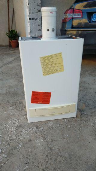 caldera de gas marca Roca