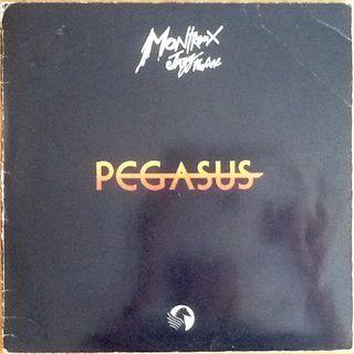 """PEGASUS """"MONTREUX JAZZ FESTIVAL"""" LP"""