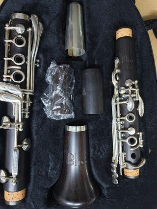 clarinete Leblanc.
