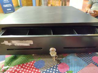 cajón portamonedas y billetes/caja registradora