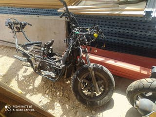 moto marca burman cilindrada 125