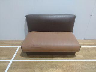 sofá para dos personas