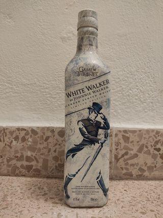 Botella Edición Limitada White Walker