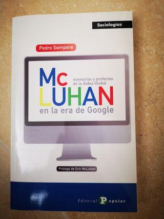 Mc luhan en la era de Google