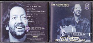 THE YARDBIRDS BLUE EYED BLUES CD