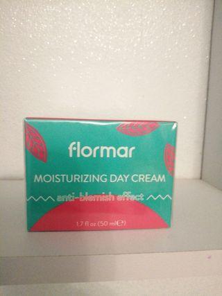 crema hidratante piel grasa especial acne flomar