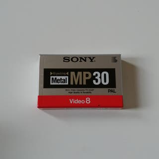 Video cassette 8mm Sony Metal
