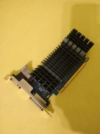 Tarjeta grafica ASUS GT730 2GB
