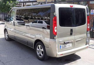 Opel Vivaro 2014