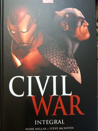 civil war - integral