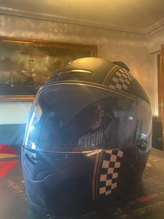 CASCO INTEGRAL MT HELMETS CAFE RACER