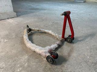 Caballete Ducati