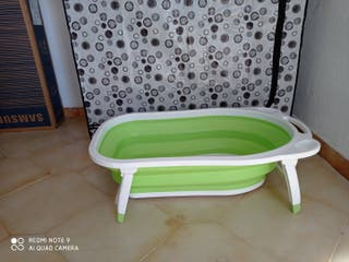 Bañera portátil para bebé