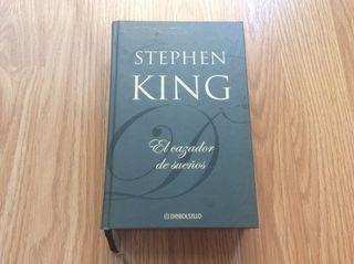 """Libro de Stefhen king """"El cazador de sueños"""""""