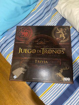 Juego de tronos trivia