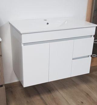mueble de baño nuevo
