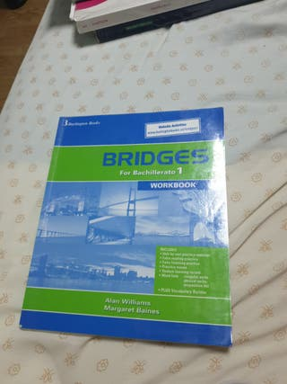 Bridges for Bachillerato 1° Workbook