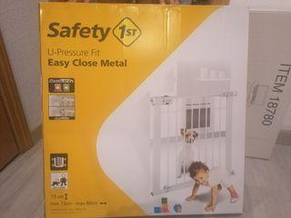 Valla de protección bebé