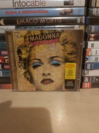 CD Madonna - Celebration (2 cds)