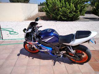 Gsxr 600 k5