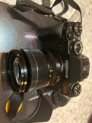 Fujifilm xt1 + fujinon 18-55 f 2.8-4