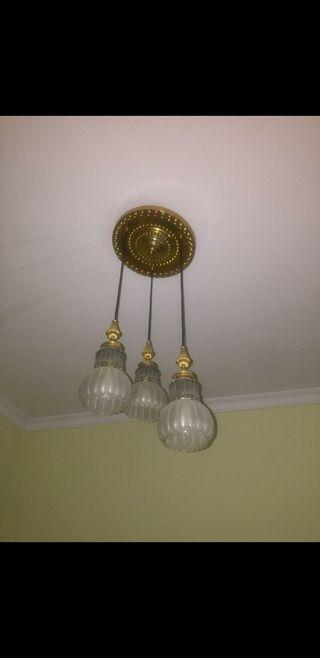 lampara 3.colgantes