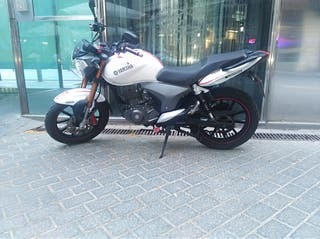 moto krs 125cc