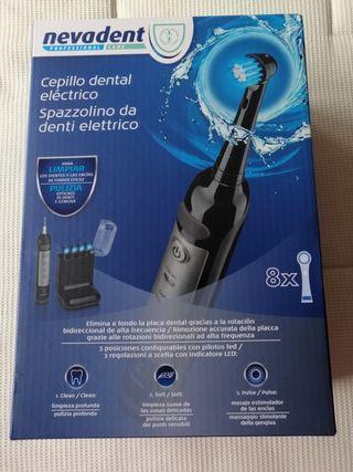 Cepillo dental eléctrico