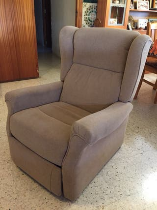 Sillones relax manuales