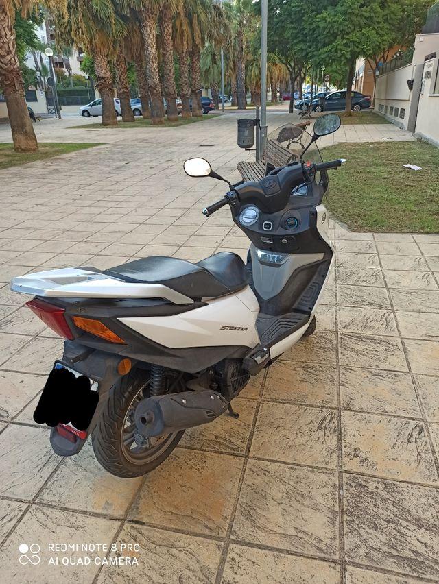 Daelim Steezer 125