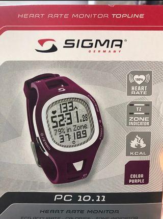 Reloj Sigma PC 10.11