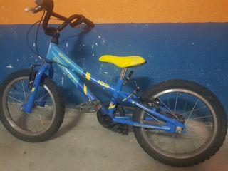 """bicicleta Monty 16"""""""