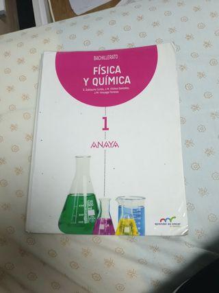 Fisica y Quimica 1° Bachillerato