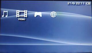 Pantalla PSP 2004