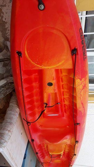kayak.2 plazas como nuevo