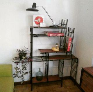 estantería multistrux vintage