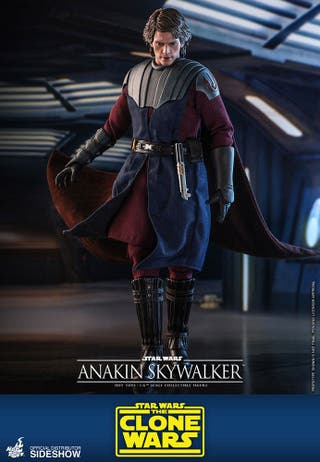hot toys Anakin normal version 1/6