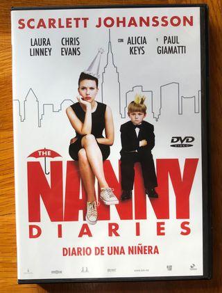 DVD Nanny Diaries
