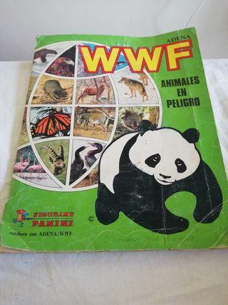 album WWF