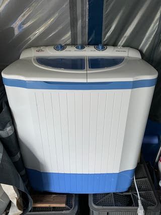 Mini lavadora 4,5Kg.