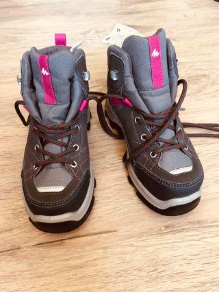 Chaussures randonnée montagne