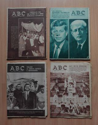 Periódicos ABC 1962 a 1963
