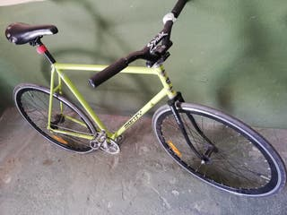 bicicleta fixie o single speed